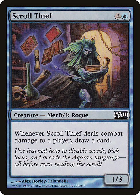 Scroll Thief (M11)