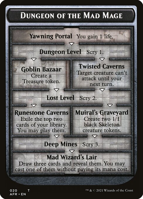 Dungeon of the Mad Mage (TAFR)
