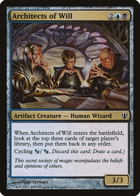 Architects of Will (ARC)