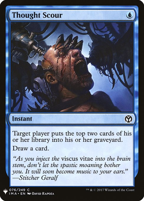 Thought Scour (MB1)