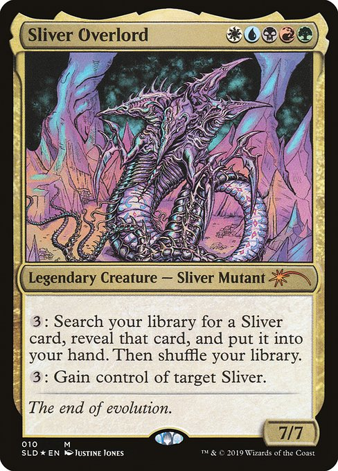 Sliver Overlord (SLD)