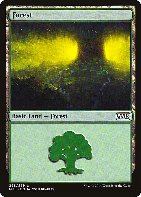 Forest (M15)