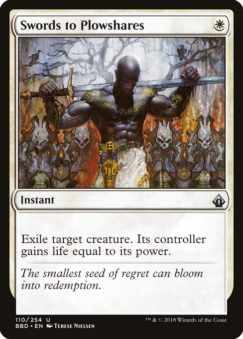 Swords to Plowshares (BBD)