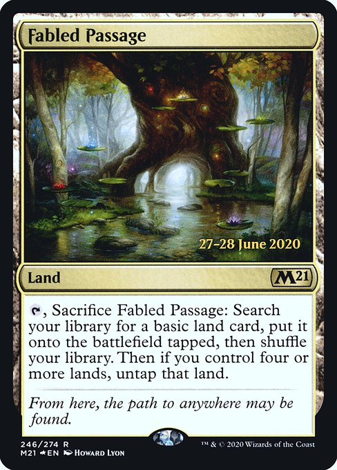 Fabled Passage (PM21)