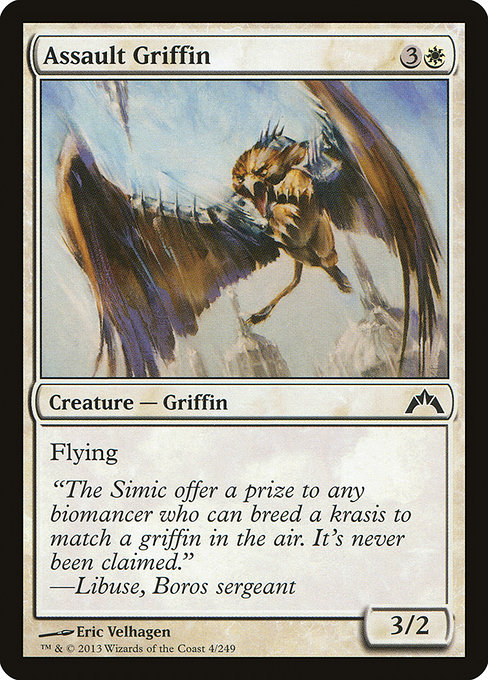 Assault Griffin (GTC)