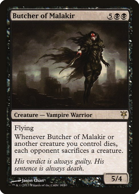 Butcher of Malakir (DDK)
