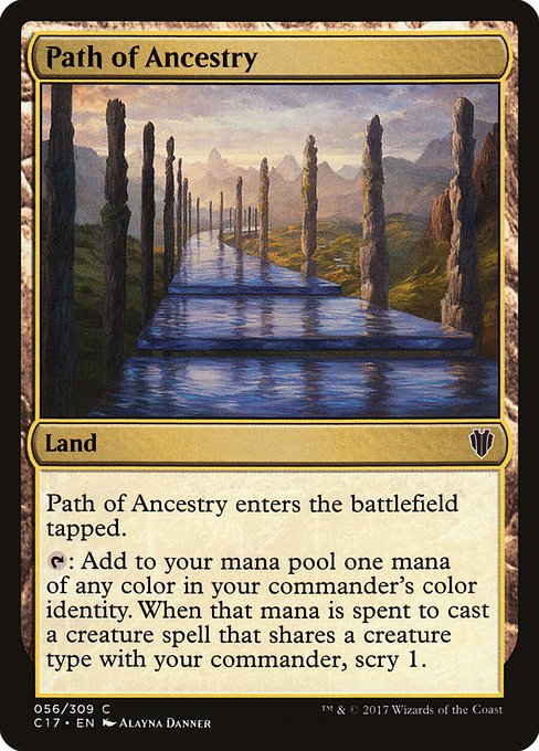 Path of Ancestry (C17)
