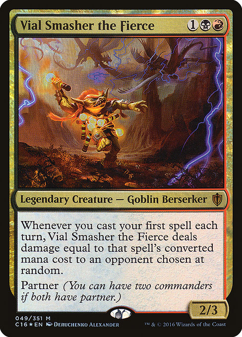 Vial Smasher the Fierce (C16)