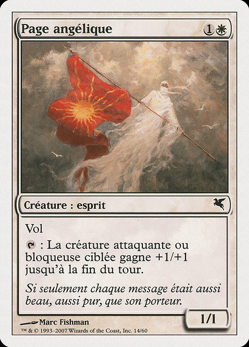 Angelic Page (PSAL)