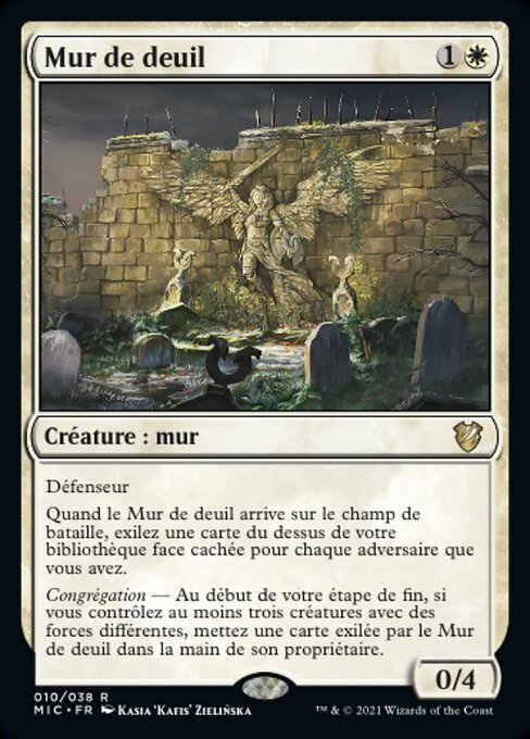 Wall of Mourning (MIC)
