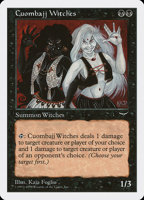 Cuombajj Witches (ATH)