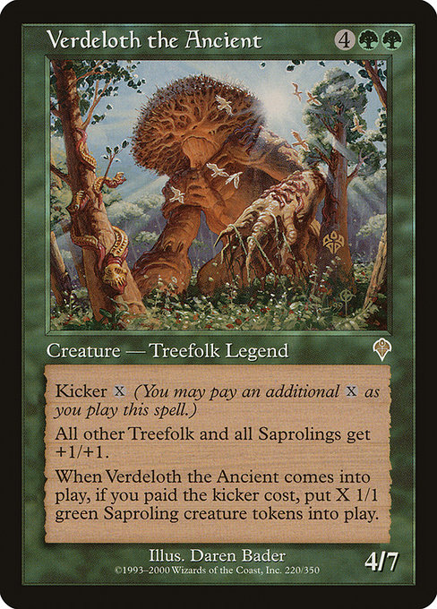 Verdeloth the Ancient (INV)