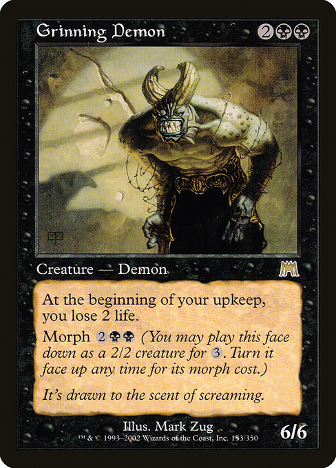 Grinning Demon (ONS)