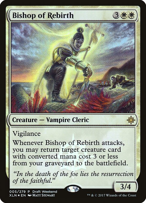 Bishop of Rebirth (PXLN)