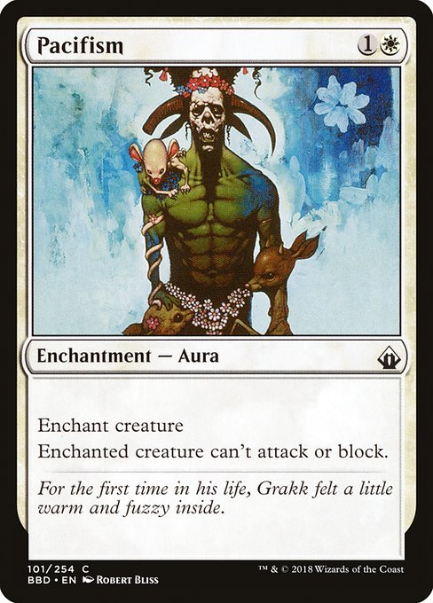 Pacifism (BBD)