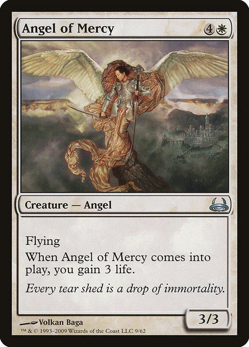 Angel of Mercy (DDC)