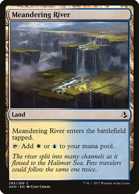 Meandering River (AKH)