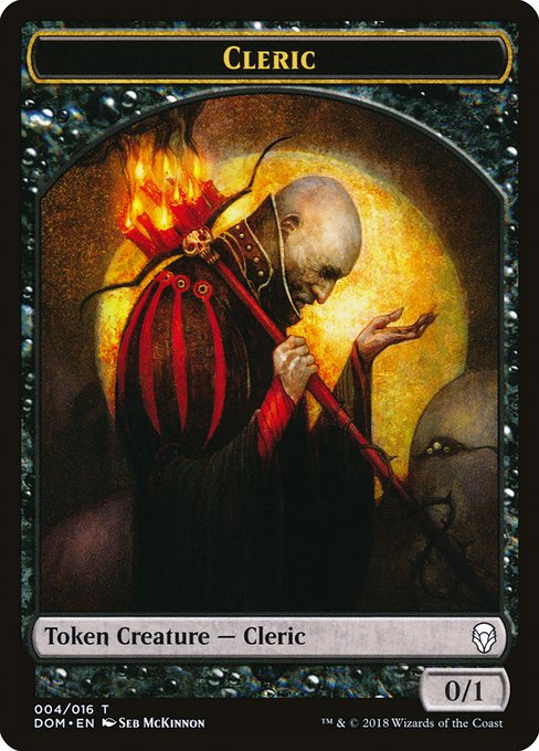 Cleric (TDOM)