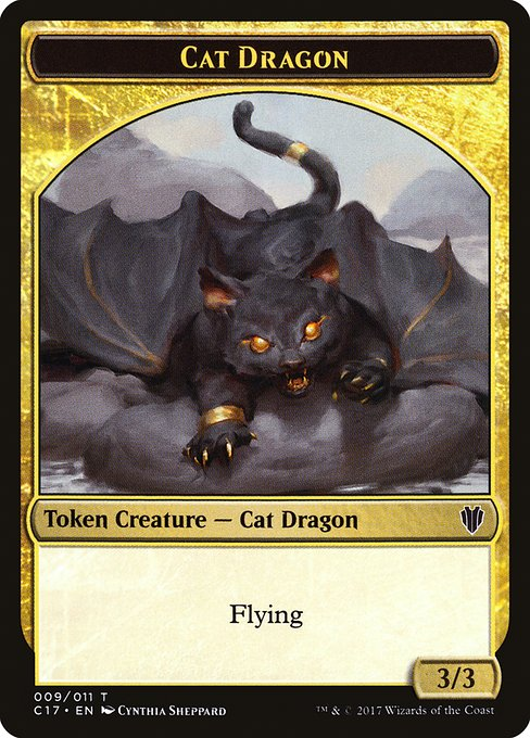 Cat Dragon (TC17)