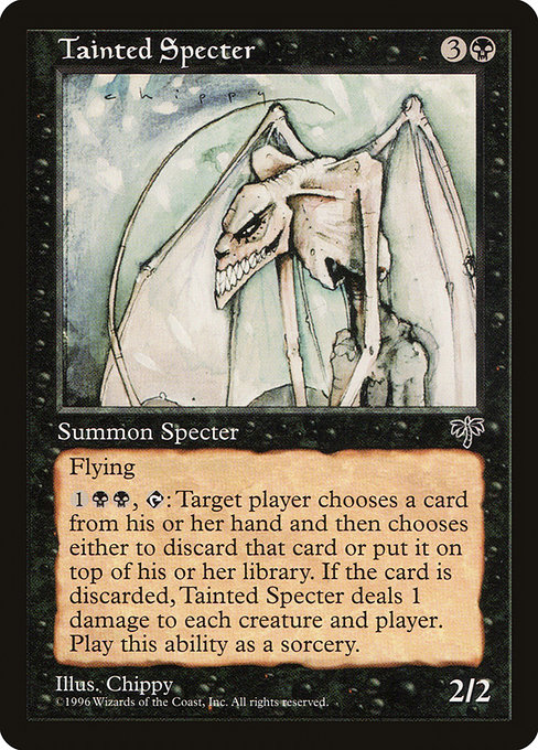 Tainted Specter (MIR)