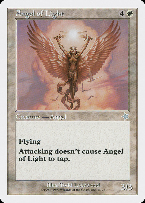 Angel of Light (S99)