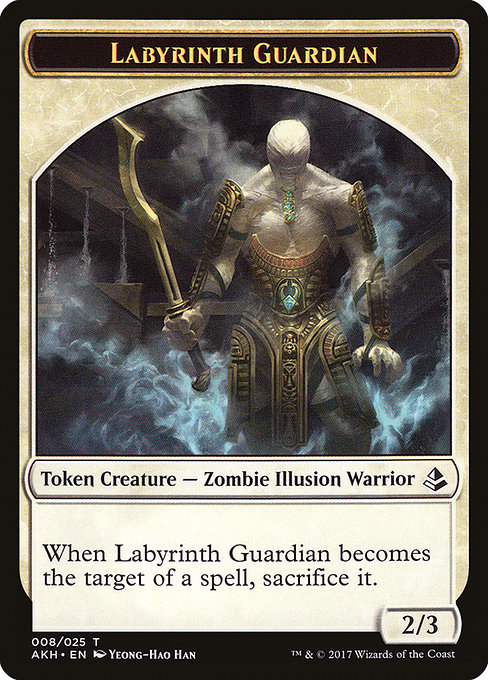 Labyrinth Guardian (TAKH)