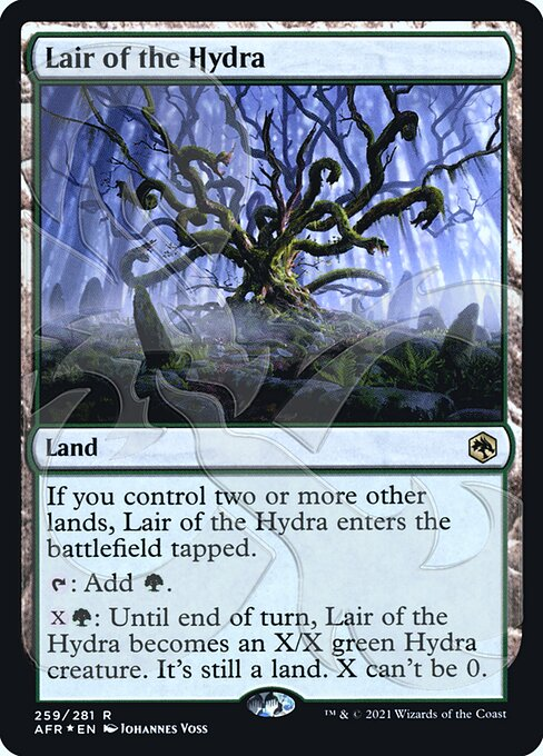 Lair of the Hydra (PAFR)