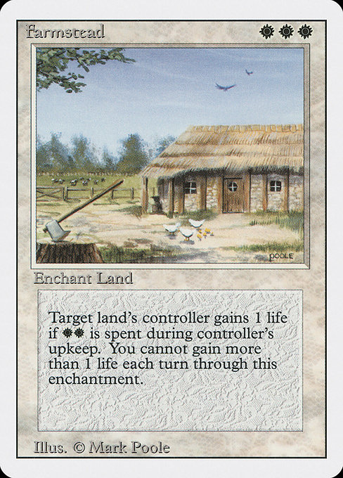 Farmstead (3ED)