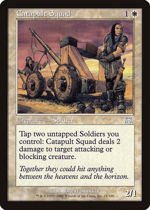 Catapult Squad (ONS)