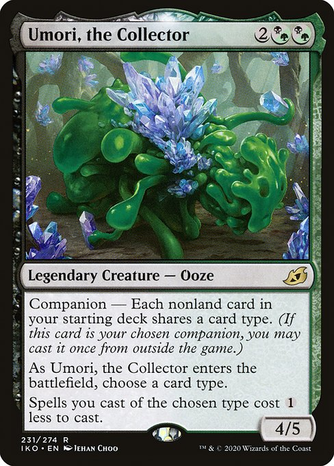 Umori, the Collector (IKO)