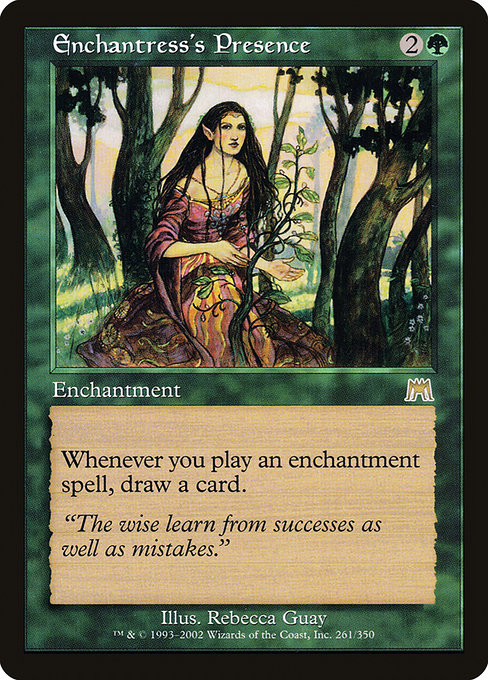 Enchantress's Presence (ONS)