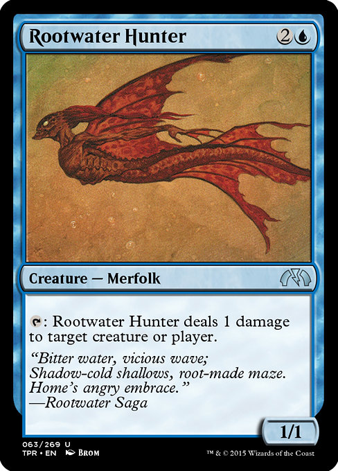 Rootwater Hunter (TPR)
