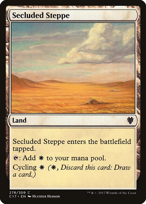 Secluded Steppe (C17)