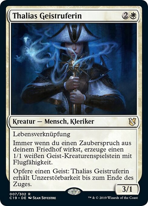 Thalia's Geistcaller (C19)