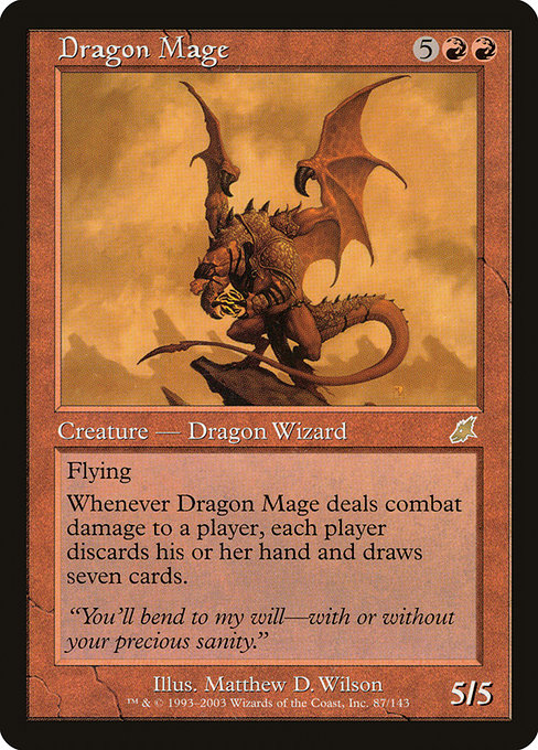 Dragon Mage (SCG)
