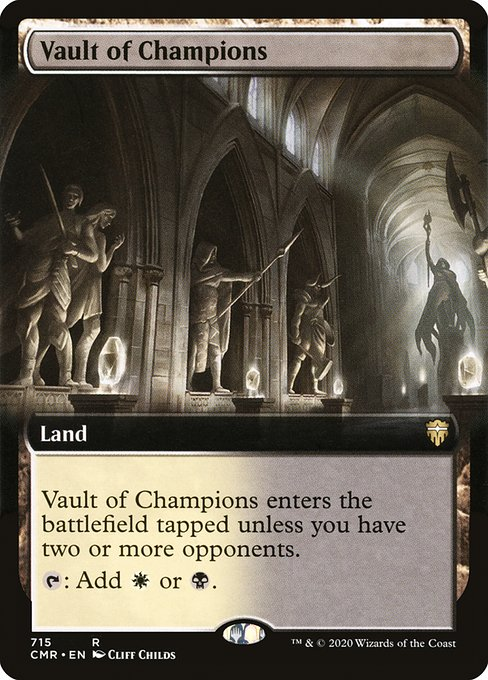 Vault of Champions (Extended Art)