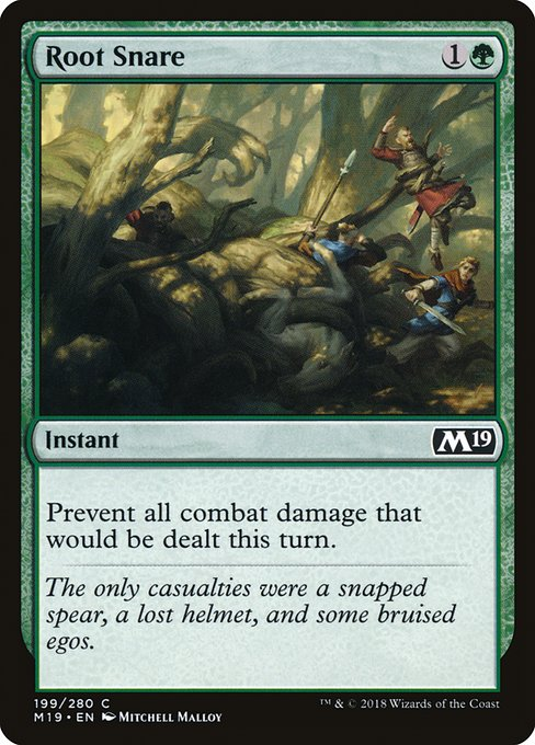 Root Snare (M19)