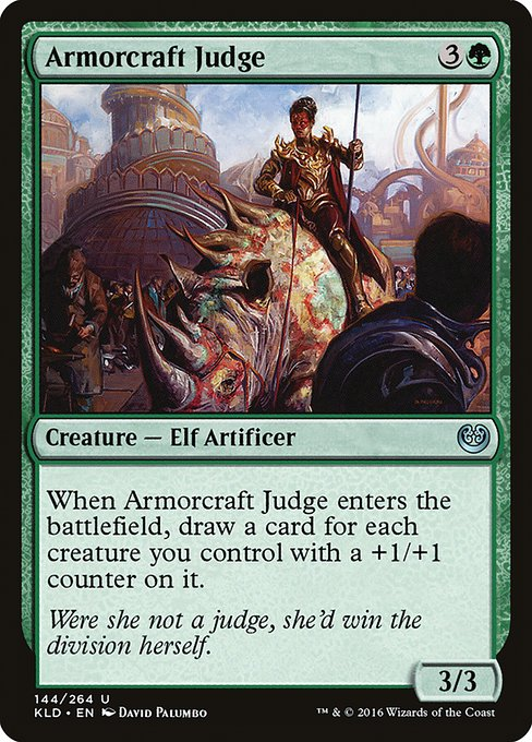 Armorcraft Judge (KLD)