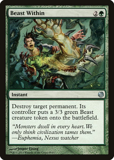 Beast Within (DDL)
