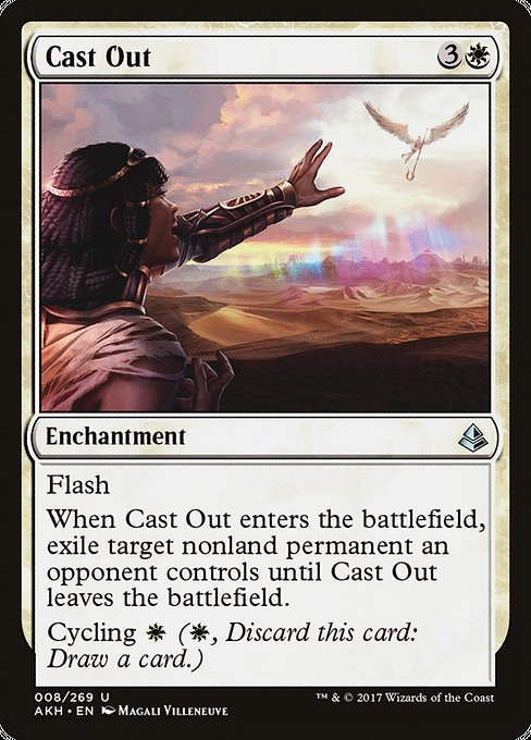 Cast Out (AKH)