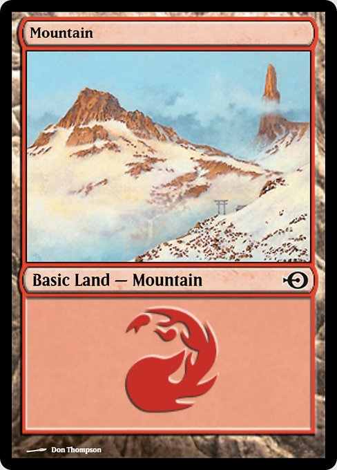 Mountain (PRM)