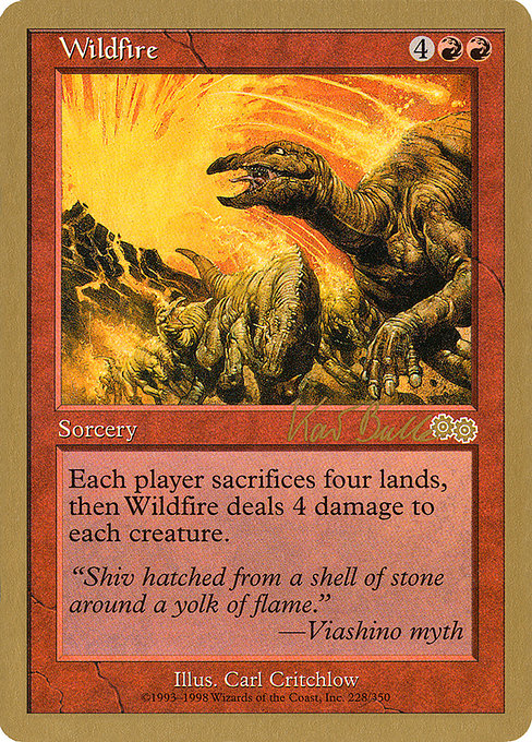 Wildfire (WC99)