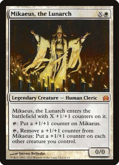 Mikaeus, the Lunarch (V11)