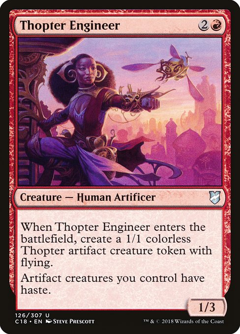 Thopter Engineer (C18)