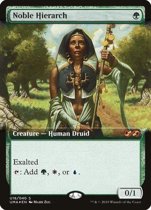 Noble Hierarch (PUMA)