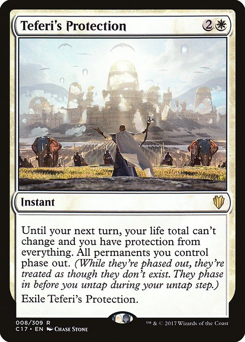 Teferi's Protection (C17)