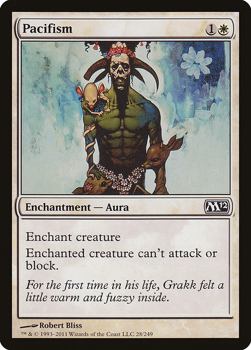 Pacifism (M12)
