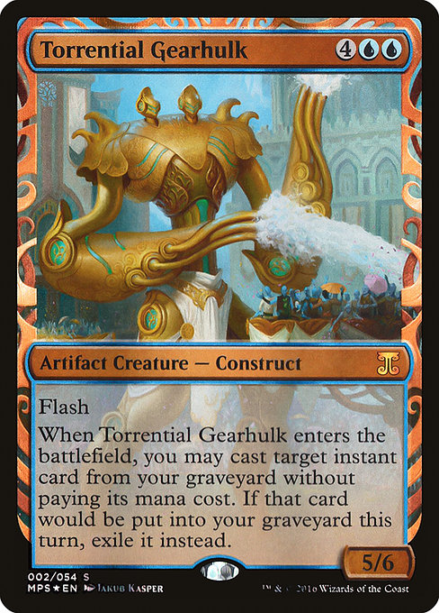 Torrential Gearhulk (MPS)