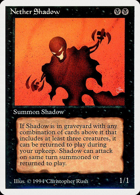 Nether Shadow (SUM)