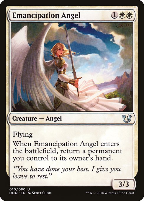 Emancipation Angel (DDQ)